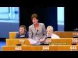 EU Bully-boy Germany Forcing Member States To Take Migrants - Diane James MEP