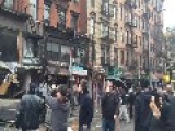 Eyewitness Video Of New York City Explosion Shows Initial Chaos