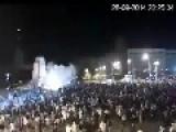 Europe's Biggest Lenin Statue Sawn Down, Toppled In Kharkov