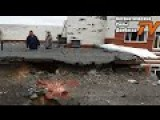 Eng Subs Kievsky District Of Donetsk After UA Govt Artillery Strike On 18 10 14