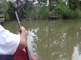 Electrofishing A Pond - To Remove Troublesome Bottom Feeders