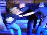 Excessive Force By Police On Female