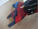 Electromagnetic Spiderman Webshooter, Made From Scratch