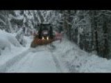 EXTREME SNOW PLOWING - FENDT - Well Worth Seeing