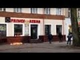 Elk Clashes: Riots Erupt In Polish Town After Local Man Killed At Kebab Diner