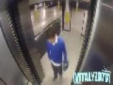 Elevator Hostage Prank
