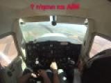 Emergency Landing In A Farm Field