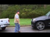 Evander Holyfield Shows Angry Driver Why Road Rage Is A Bad Idea