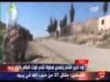 Event Participation For The Liberation Brigade Sham Sic Defense And Repel The Syrian Army From The AL Qalamon, Yabrood