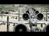 Epic A-10 Thunderbolt II & F-16 Elephant Walk Mass Lineup In South Korea
