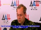 Eng Subs DPR Dept. Corps Commander Eduard Basurin Evening Sitrep 31 01 15