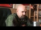 Eng Subs Interview With Alexei Mozgovoi -- NAF Ghost Brigade Commander
