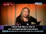Egypt Tv Host Goes Off