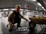 Extreme Schubkarring