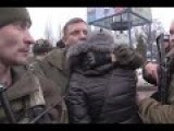 Eng Subs Donetsk Resident Cries Asking PM Zakharchenko To Save Her From The UAF