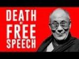 EU To Social Media: Ban FREE SPEECH Incl. The Dalai Lama