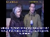 Eng Subs Debaltsevo Resident Reveals To Euromaidan That Her Town Was Shelled By UA Troops In Live Broadcast