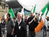 Eirigi Easter Commemoration March Glasnevin Cemetery