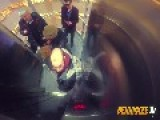 Extreme Farting In The Elevator Prank!!
