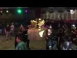 Evangelicals Dancing Around Ark Of The Covenant