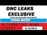Exclusive: New WikiLeaks By Guccifer 2.0 9 15 16