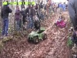 Extreme Barbie Jeep Racing 2013