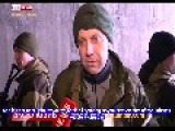 Eng Subs DPR PM Alexandr Zakharchenko Interview On The Streets Of Debaltesvo 16.02.2015
