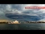Epic Thunderstorm Hits Sydney, Australia