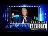 EXPLICIT: HILLARY PRAISES VULGAR JAY-Z AT RALLY