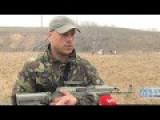 East Ukraine Volunteers Training: Soldiers Coach Activists To Defend Mariupol Against Russia Threat