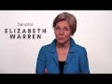Elizabeth Warren Takes On Tax Dodging Donald Trump