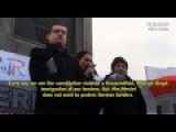 ENGLISH SUBTITLES : Tatjana Festerling: Premiere PEGIDA Warsaw, Poland - Fortress Europe