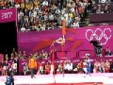 Epke Zonderland: First Gymnast To Perform Three Consecutive Flight Elements On The 'horizontal Bar'