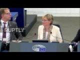 European Parliament Adopts Resolution To End Turkey's EU Membership Talks