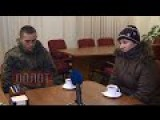 Eng Subs DPR PM Alexandr Zakharchenko Talks To Mother Of The Captive UAF 'cyborg'