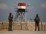 Egyptian Army Kills Palestinian Trying To Infiltrate Sinai Through Tunnel