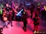 EPIC Light Saber Battle In Kiev!!! Whats REALLY Going On In Ukraine