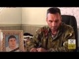 Eng Subs Interview With NAF Officer Who Lost His Son Killed By UA Troops