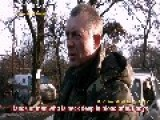 Eng Subs Soldiers Of The UA 93d Brigade Fighting At The Donetsk Airport Demand To Remove Their Commander From His Post
