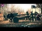 Exclusive! Artillery Duel Militia DNR LNR Novorossiya