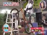 Epic Cafe Trial Biking Course, Japanese Gameshow Thingy