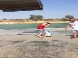 Extrem Ice Bucket Challenge