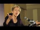 Elizabeth Warren Grills FBI Director On Banksters