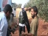 EXPOSED: FSA Preparing To Fire Mortars At The Turkish Border