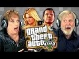 Elders Play Grand Theft Auto V