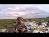 Eng Subs Dmitry Gau At MH17 Crash Site 18 09 14