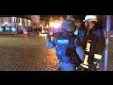 Explosion In Ansbach, Germany