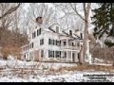 Exploring Abandoned Old Colonial Farmhouse