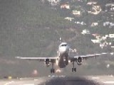 Extremely Low Take Off In Saint Maarten