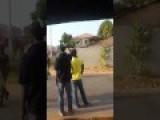 ECOMOG TROOPS ENTRING IN GAMBIA